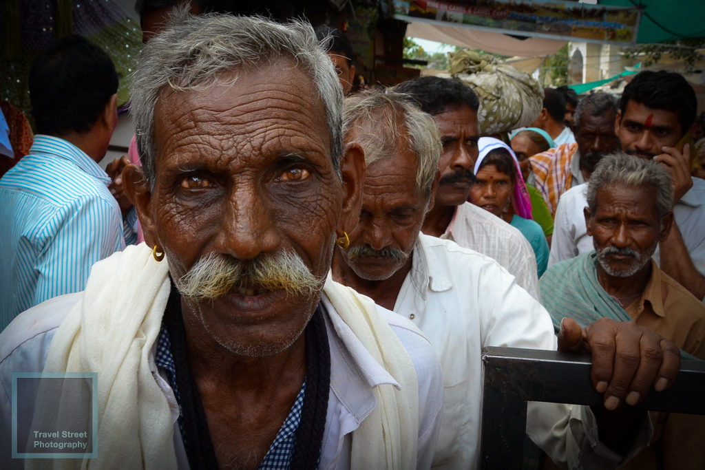 travel street photography wrinkled face deep look wrinkles pushkar india people portrait