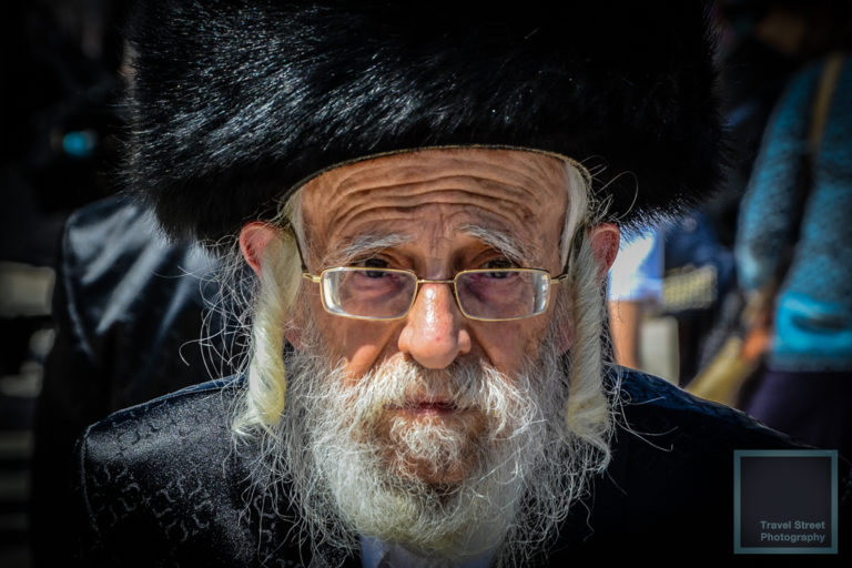 travel street photography old jewish man jerusalem israel palestine people portrait